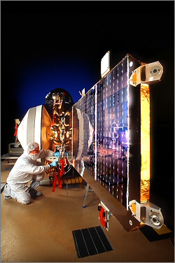 Genesis Spacecraft